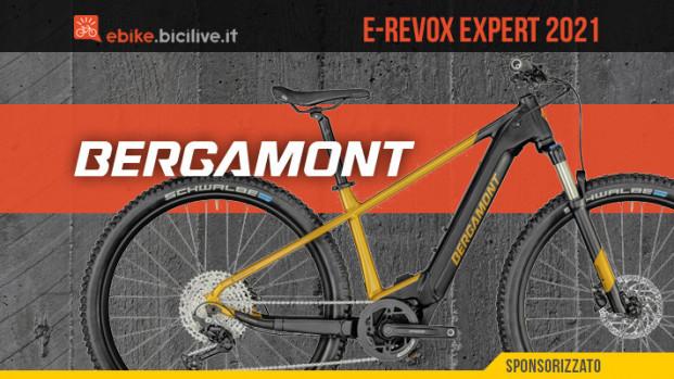 Bergamont E-Revox Expert: una front robusta e versatile