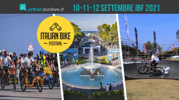 Italian Bike Festival 2021 conferma le date: dal 10 al 12 settembre