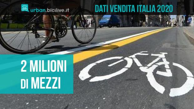 Due milioni di mezzi per la mobilità sostenibile venduti in Italia nel 2020