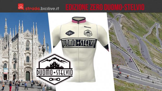 Dai palazzi di Milano al tetto delle Alpi: ecco l'edizione zero della Duomo-Stelvio