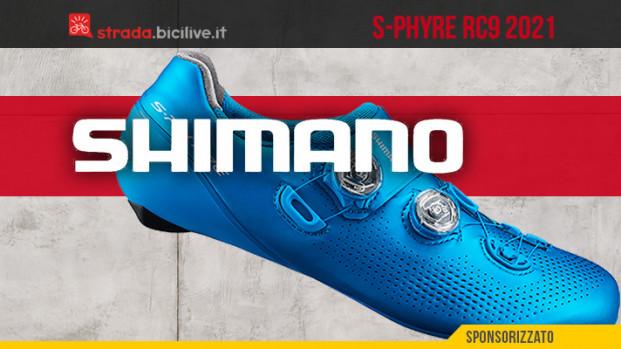 Shimano S-Phyre RC9 2021, andiamo alla scoperta della terza generazione
