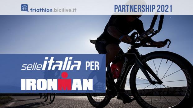 Selle Italia e IRONMAN, accordo sempre più stretto