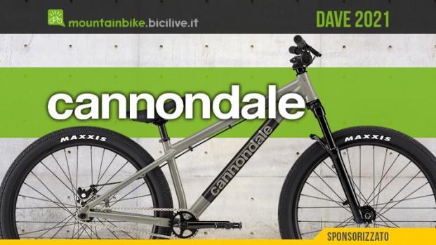 Cannondale Dave, il matrimonio dirt tra qualità e prezzo