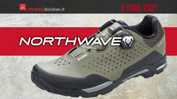 Northwave X-Trail: le nuove calzature per gravel e MTB dell'azienda trevigiana