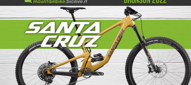 Santa Cruz Bronson MY22 in formato mullet, ancora più eclettica