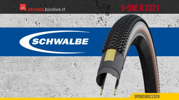 Schwalbe G-One R: il nuovo pneumatico gravel con tecnologia Souplesse