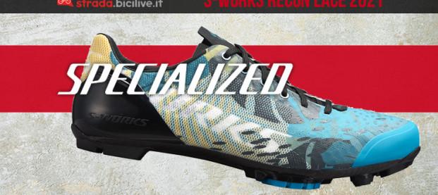 S-Works Recon Lace, Specialized amplia la propria gamma di calzature gravel