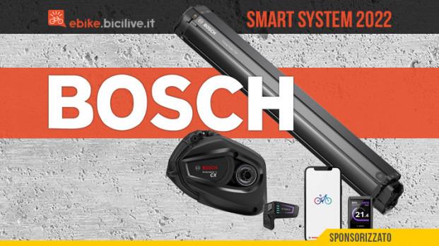 Il nuovo Bosch Smart System: il sistema intelligente 2022 per ebike