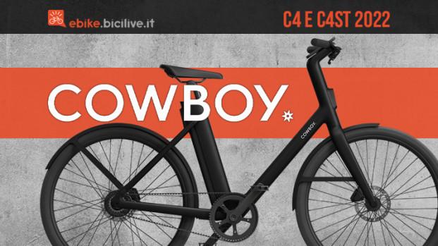 Cowboy 4, le e-bike eleganti e innovative per un utilizzo quotidiano
