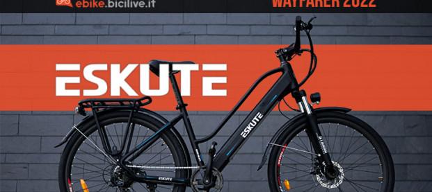 Eskute Wayfarer: un'ebike economica per la città