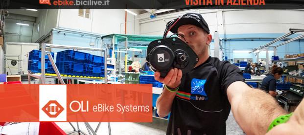 OLI eBike Systems, motori per ebike Made in Italy