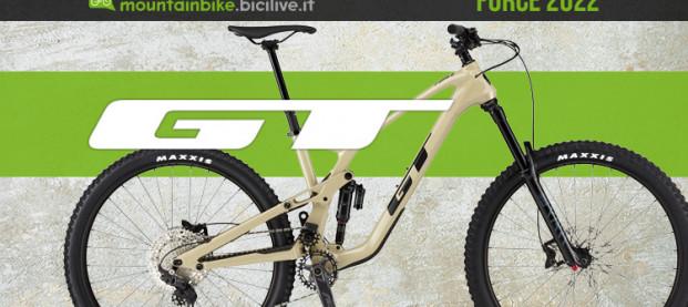 GT Force 2022: la nuova MTB da enduro di GT Bicycles