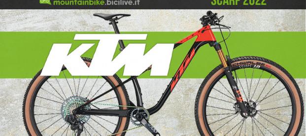 KTM Scarp 2022: 4 modelli e 11 allestimenti per l'XC race