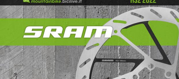 SRAM HS2: nuovi dischi freno MTB più performanti