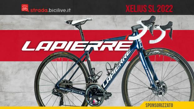 Lapierre Xelius SL: leggera, scalatrice e aero
