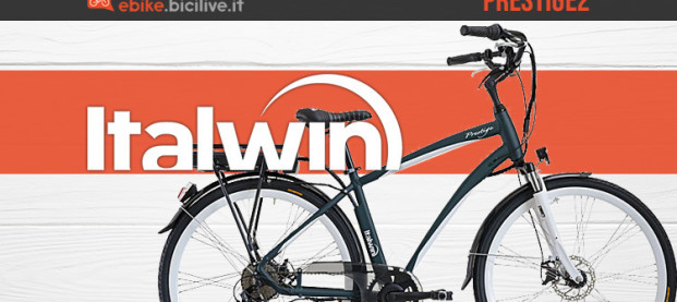 Italwin Prestige 2 è la nuova e-Urban della linea premium