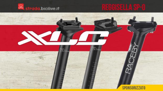 Reggisella XLC: la nuova gamma in alluminio leggero per strada e gravel
