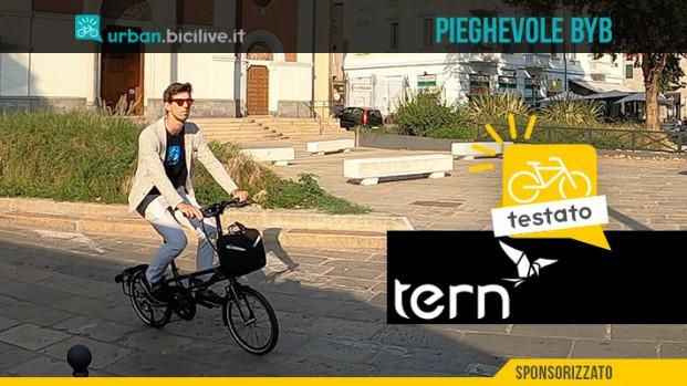 Tern BYB: Bring your bike, ciclismo urbano prêt-à-porter